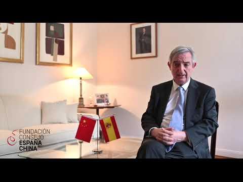 Rafael Dezcallar, Embajador de España en China,  analiza la relación bilateral ante la COVID-19