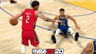 NBA 2K20 Top 10 Dirtiest Ankle Breakers and Crossovers