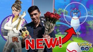 HOW TO GET SHADOW LEGENDARY POKÉMON in Pokémon GO! Team GO Rocket Leaders Takeover