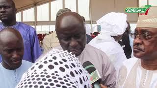 Hommage National de Ousmane Tanor Dieng: Le témoignage de Idrissa Seck