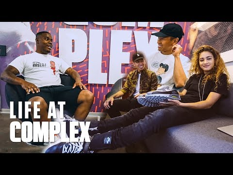 EXCLUSIVE JOHN MAYER NIKES & HAHADAVIS STOPPED BY! | #LIFEATCOMPLEX