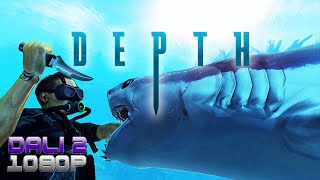 Depth PC Gameplay FullHD 1080p