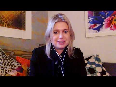 HIGHLIGHTS: Designer Jenny Packham Gives Her Advice for Aspiring Designers