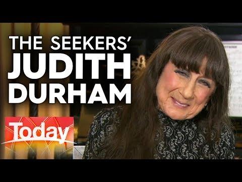 Judith Durham Reminisces On Her Stunning Career | Today Show Australia