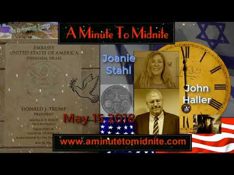 Trump is NOT King Cyrus  John Haller, Joanie Stahl, Tony K
