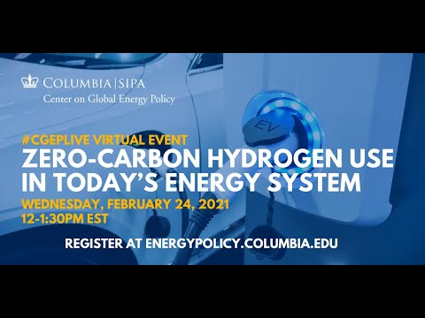 Zero-Carbon Hydrogen Use in Today's Energy System