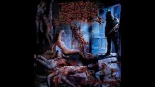 Guttural Secrete - Clotting The Vacant Stare