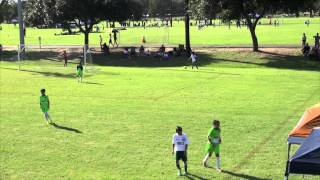 Houston Express 05B vs Maya FC Halcones 09-06-15
