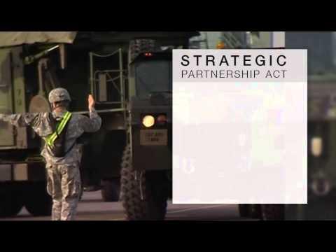 Lobbying In a Minute - Strategic Partnership Act