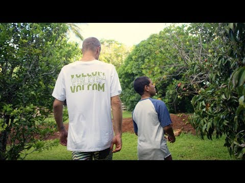 Gavin Beschen's Hawaiian Garden on the North Shore of Oahu