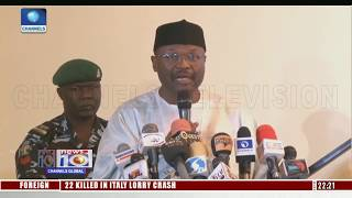 INEC Chairman Analyses Election Spending Limits Ahead Of Polls