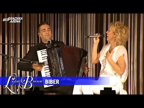 Lepa Brena - Biber - (LIVE) - (Beogradska Arena 20.10.2011.)