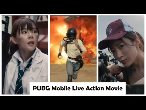 Player Unknown's Battlegrounds (PUBG) Mobile Live Action Movie Trailer