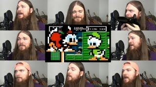 Repeat youtube video DuckTales - The Moon Theme Acapella