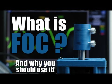 What is FOC? (Field Oriented Control) And why you should use it!    BLDC Motor