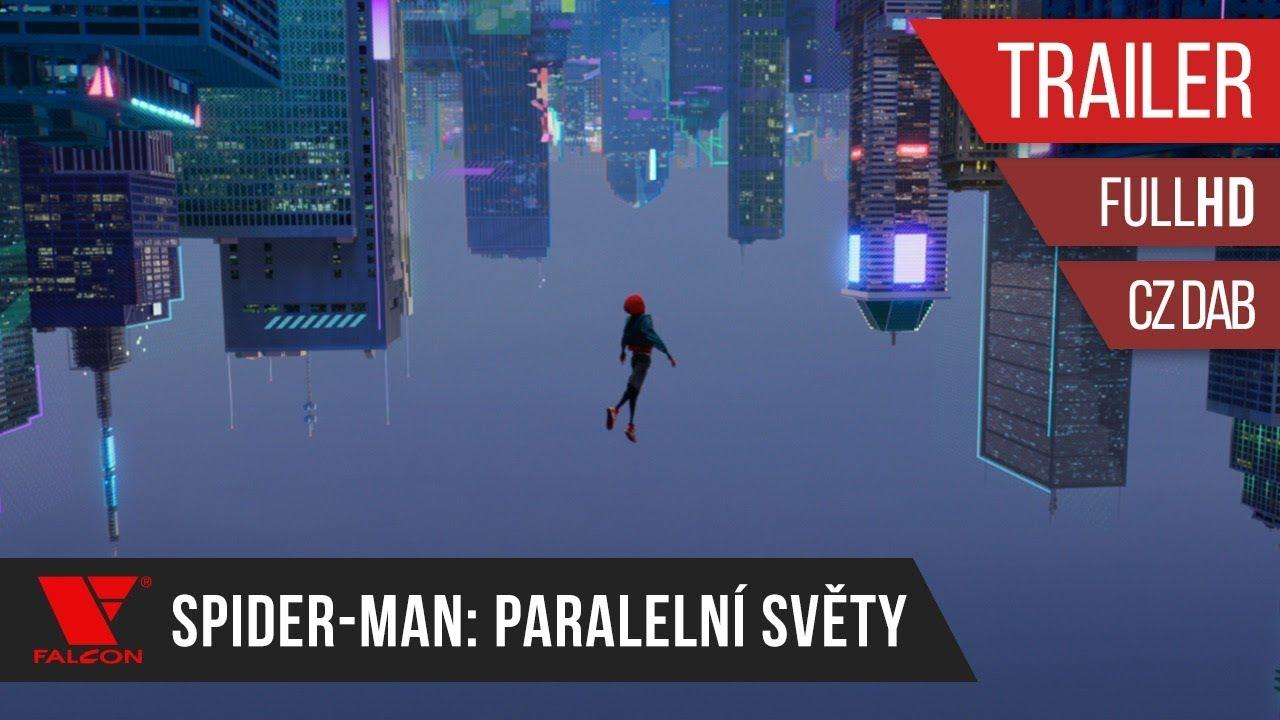 Spider-Man: Paralelní světy (2018) HD trailer #1 [CZ dab.]