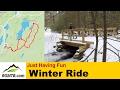 State Park Mountain Biking - Wawayanda Winter Ride