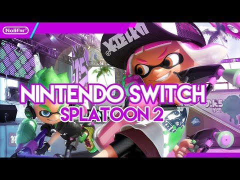 Nintendo Switch Splatoon 2 ¡Entrevista al Director!  / #NintendoSwitch #Videojuegos #Splatoon2