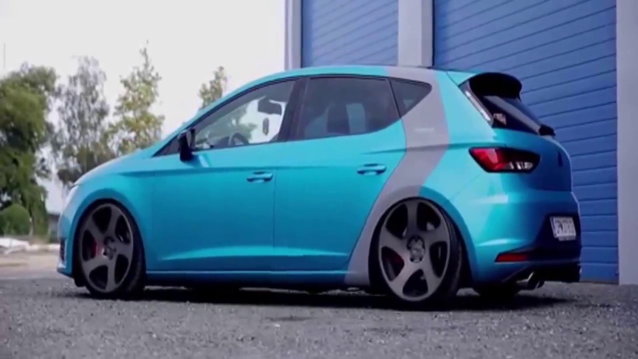 seat leon cupra 280 tuning youtube. Black Bedroom Furniture Sets. Home Design Ideas