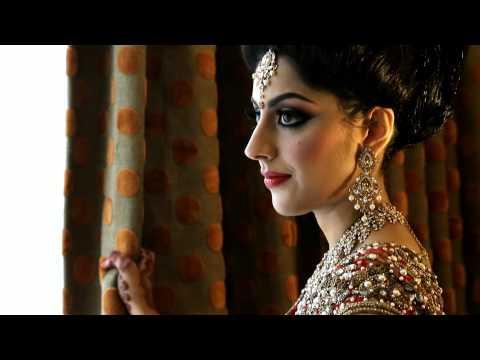 Asian Bridal Beauty Preparation - Bridal Wear Short Film - Photoshoot