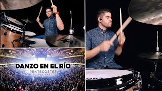 Danzo En El Rio - Miel San Marcos (Drum Cover) Héctor García