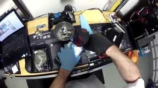 How to permanently destroy a hard drive DIY