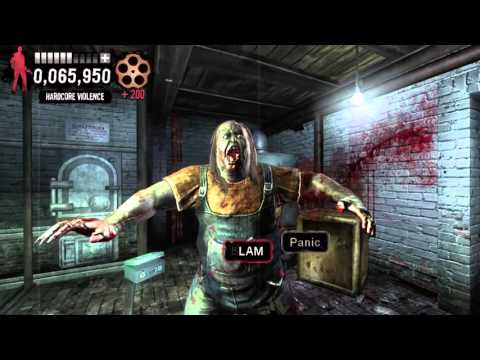 The Typing of The Dead Overkill - Game Play#1 |