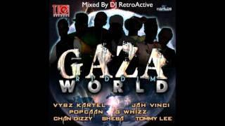 DJ RetroActive - Gaza World Riddim Mix [TJ Records] April 2011 (Reuploaded)
