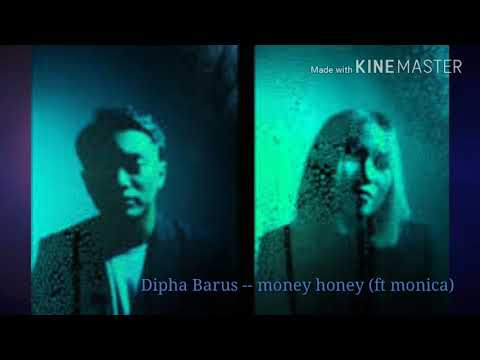 Dipha barus - money hoeny ft Monica karina  (lyrics)