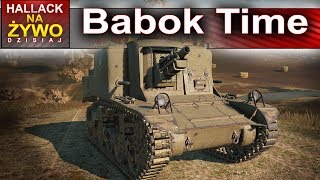 World of Tanks - BABOK TIME - Na żywo