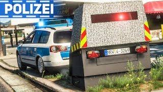 Getarnter BLITZER und wilde Verfolgungsjagd | DIE POLIZEI #21 GTA 5 LSPDFR deutsch