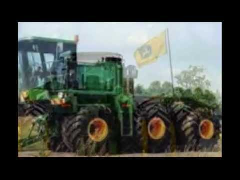 les 10 plus gros tracteurs du monde youtube. Black Bedroom Furniture Sets. Home Design Ideas