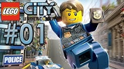 LEGO CITY UNDERCOVER PS4 PART 1 - CHASE MCCAIN IST ZURÜCK - Let´s Play Lego City Undercover Deutsch