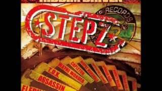STEPZ RIDDIM(2004) MIXXED BY DJ KP FR OVADOSE INTL
