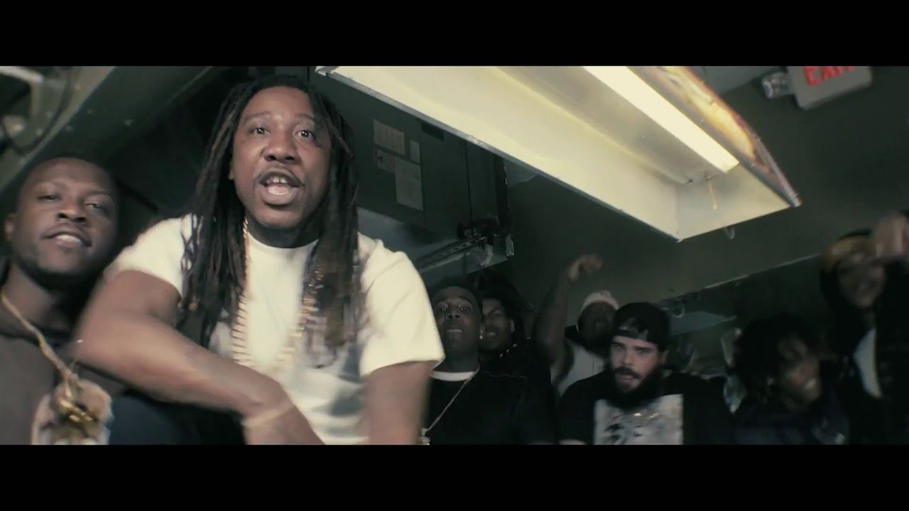 """Frenchie ft M80 """"Hit The Ground"""" - Official Music Video"""