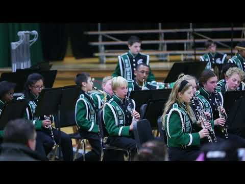 Gower Middle School Winter band / chorus concert