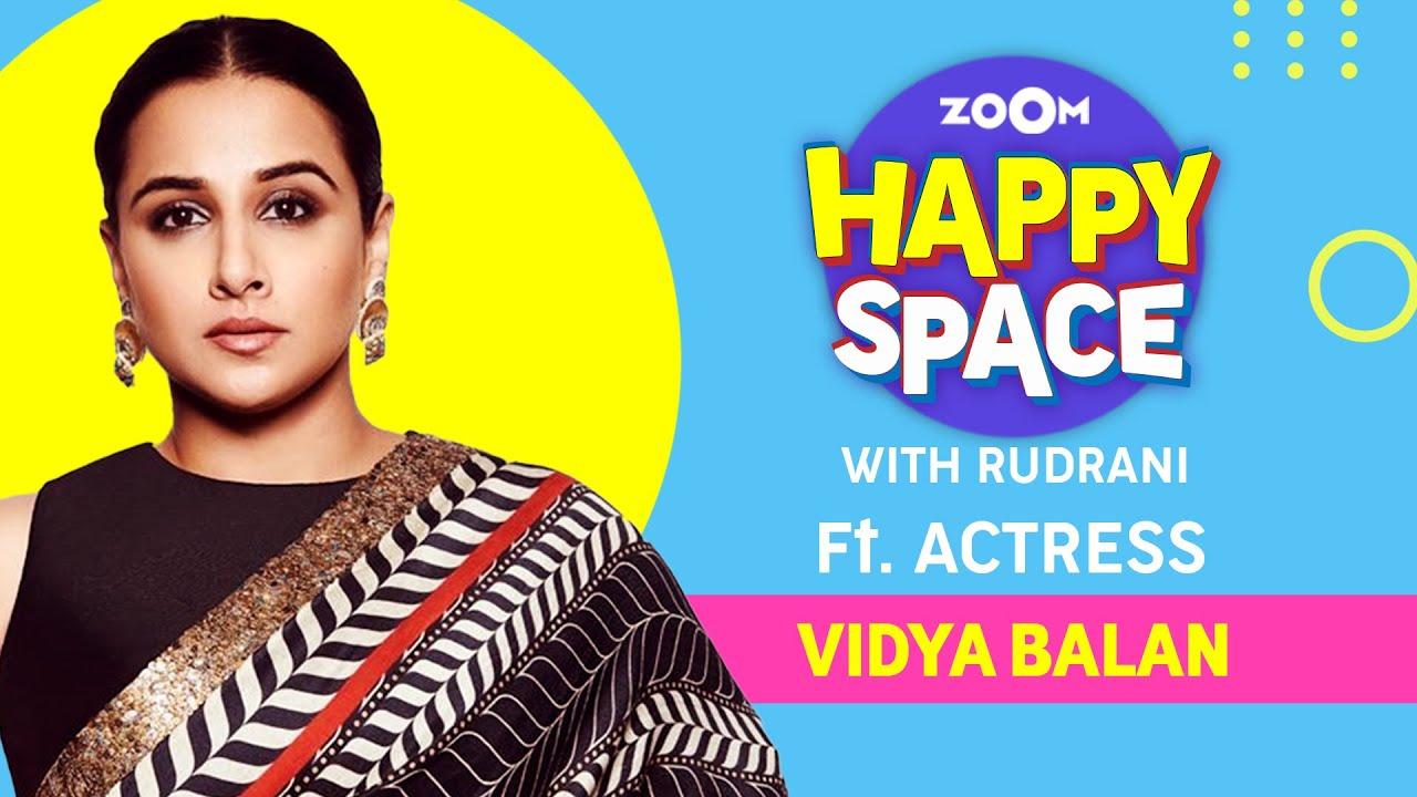 Vidya Balan | Episode 51 | Zoom Happy Space | Full Episode