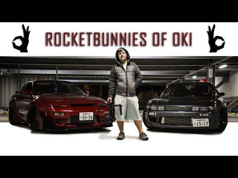 ROCKETBUNNIES OF OKI | CINEMATIC SHORT