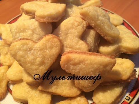 рецепт печенья в духовке быстро и вкусно рецепт с фото в духовке