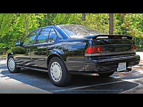 1990 Nissan Maxima SE Review