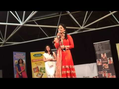 Hina Khan Singing
