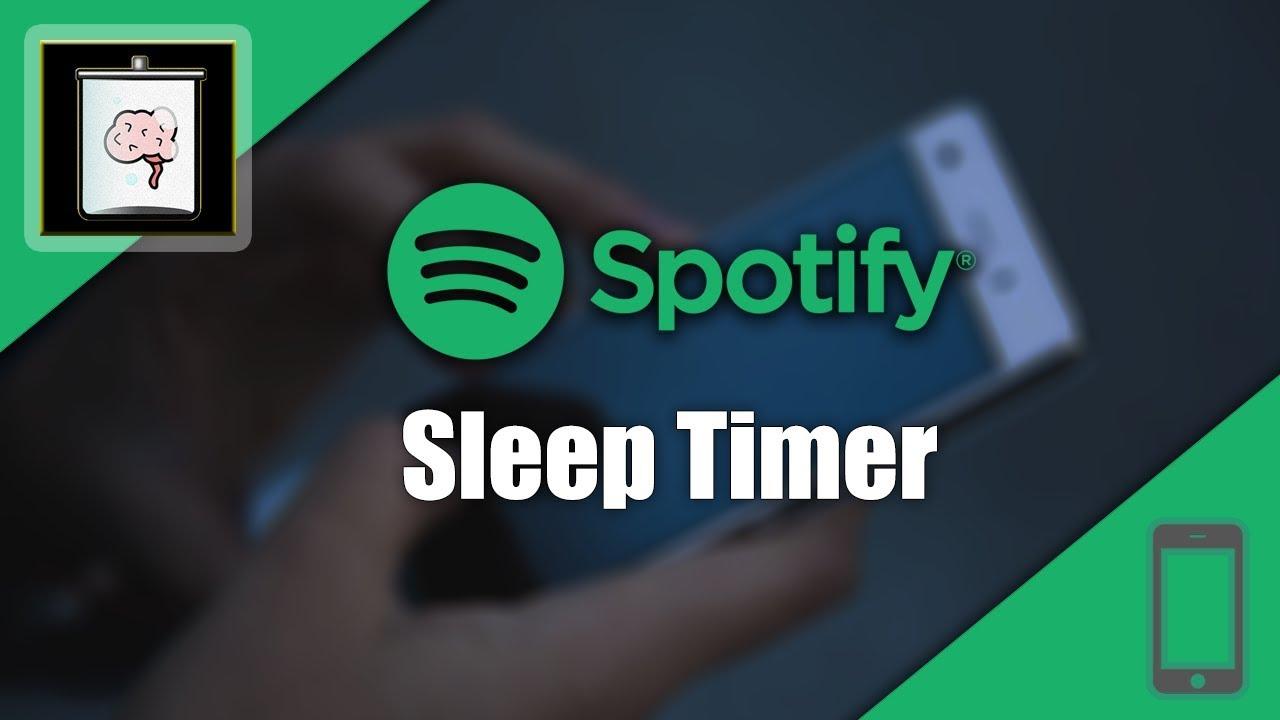 Spotify Timer Einstellen