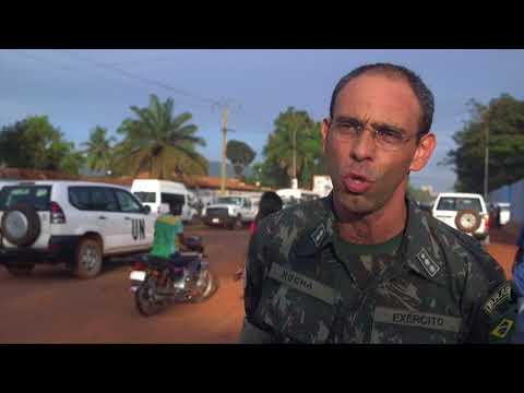 ONU News fala com tenente-coronel brasileiro na República Centro Africana
