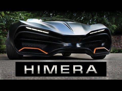 Создали украинский суперкар за 700 тыс евро! Himera Q самодельный спорткар круче теслы!