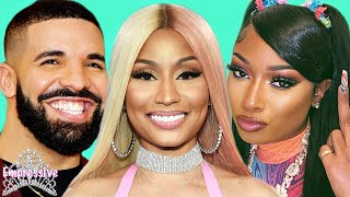 Nicki Minaj and Drake are friends again | Megan's EX-friend Kelsey and her sister speak up | BBMAS