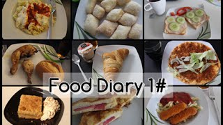 Food Diary 1# |So esse ICH!