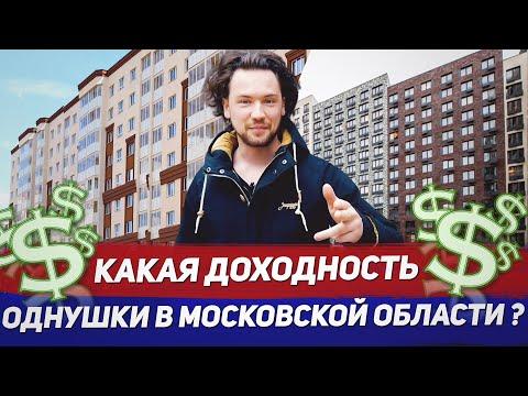 Какая доходность однушки в области / Ремонт под аренду / ЖК Государев дом / ЖК Эко-Видное 2.0