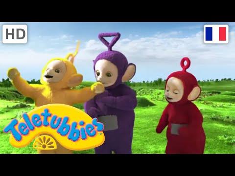Les Teletubbies en français ✨ 2017 HD ✨  Teletubbies compilation de papillons ✨