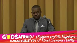 Are the Gods Afraid of Black Sexuality Conference: Panel #3 - 10/23/14