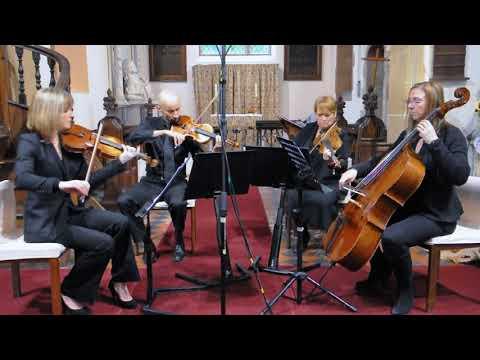 A Whole New World : Capriccio Quartet at Birtsmorton Church